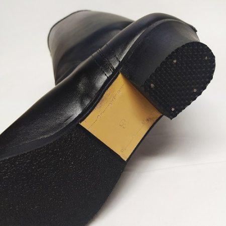 Lábbeli kiegészítő - Gumi sarok és féltalp bőr lábbelihez