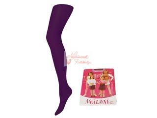 Harisnya 50 den BC gyerek lilac 10