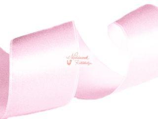 Szalag - szatén 15 mm rózsaszín
