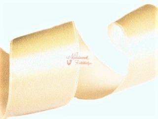 Szalag - szatén 15 mm vaj