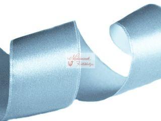 Szalag - szatén 15 mm világoskék
