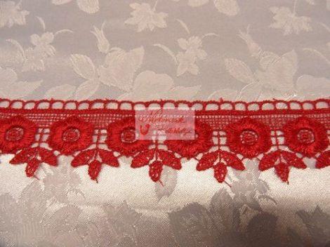 légcsipke 395 piros