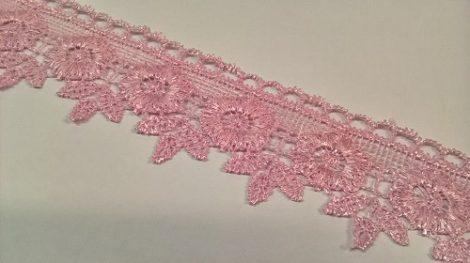 légcsipke 395 rózsaszín