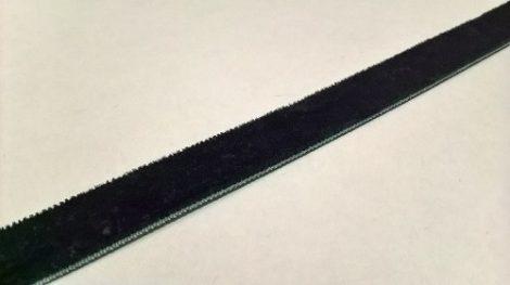 Szalag - bársony 16 mm zöld