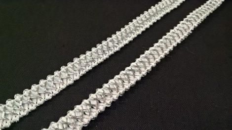 paszomány széles ezüst
