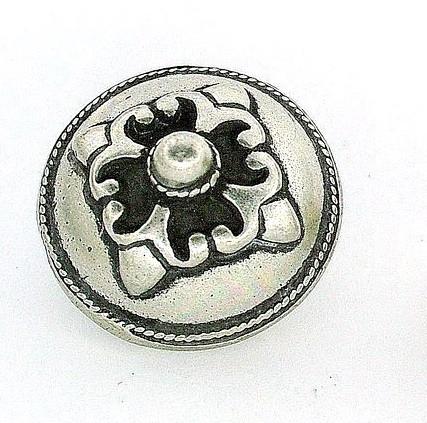 pitykegomb G4 ezüst