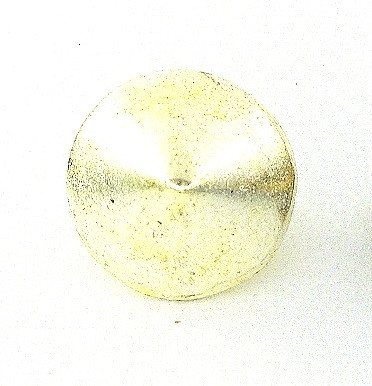 pitykegomb G9 ezüst kicsi