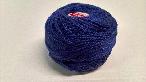 Hímzőfonal kék