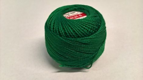 Hímzőfonal zöld