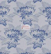 Selyem-brokát 2514 ezüst-kék 275