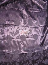 Selyem-brokát lila