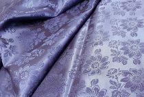 Selyem-brokát 6255 kék-kék 45