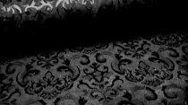 szövet mintás fekete (meggie)
