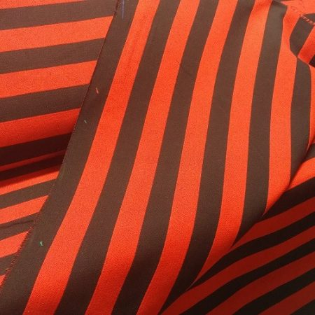 Székely szőttes csíkos piros-fekete 3 cm