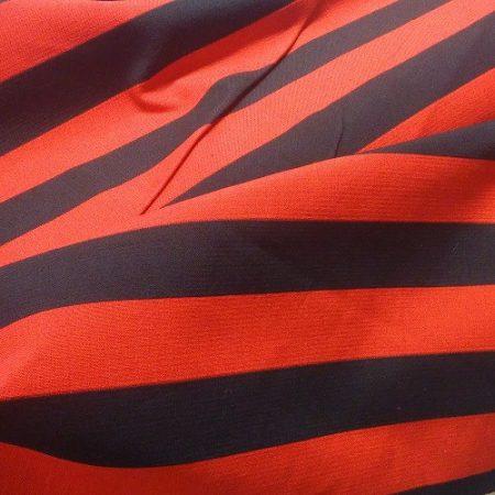 Székely szőttes csíkos piros-fekete 5 cm
