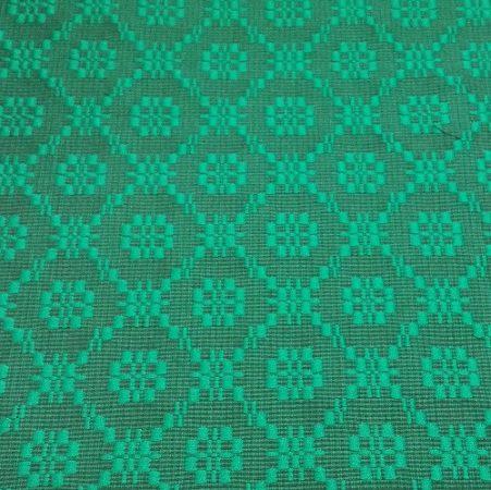 """Székely szőttes """"Ilma M"""" zöld"""