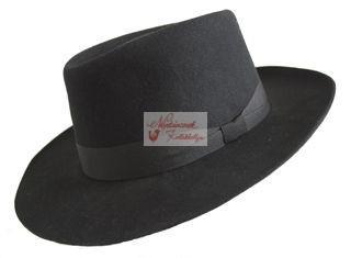 kalap vass nagykarimás fekete 56