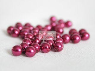 gyöngy - tekla üveg lila 6 mm