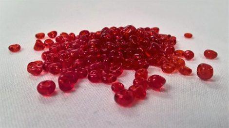 gyöngy - kása nagy piros