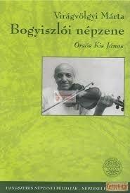 Bogyiszlói népzene + CD melléklet