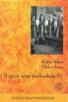 Magyar Népi Énekiskola IV. + CD melléklet