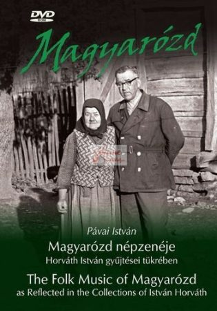 Magyarózd népzenéje (könyv + DVD)