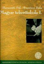 Magyar tekerőiskola (könyv+CD)