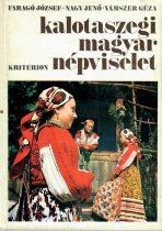Kalotaszegi magyar népviselet - Antikvár könyv