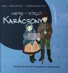 Napra-forgó Karácsony könyv+cd