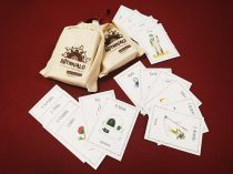 Napra-forgó sütnivaló kártyajáték