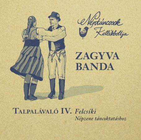 cd Talpalávaló IV. Felcsíki