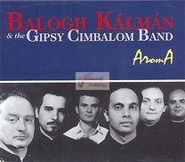 cd Balogh K. & the Gipsy: Aroma