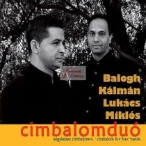 cd Balogh K.-Lukács M.: Cimbalomduó