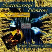 cd Balogh Kálmán: Karácsonyi örömzene