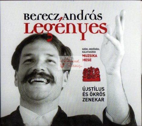 cd Berecz András: Legényes