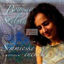 cd Bognár Szilvia: Semmicske énekek