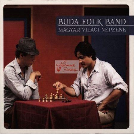 cd Buda Folk Band: Magyar világi népzene