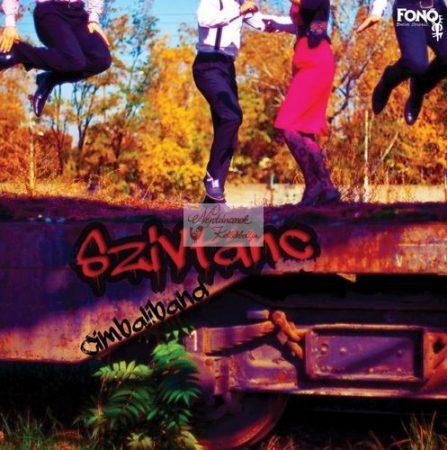 cd Cimbaliband: Szívtánc