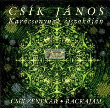 cd Csík János: Karácsonynak