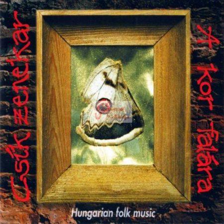 cd Csík zenekar: A kor falára