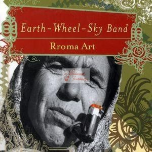 cd Earth-Wheel-Sky Band: Rroma Art