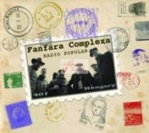 cd Fanfara Complexa: Radio popular