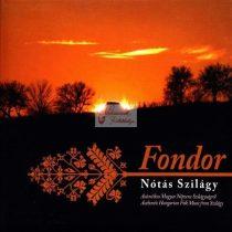 cd Fondor: Nótás Szilágy