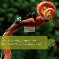 cd Fonó Világzenei Válogatás 2012