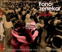 cd Fonó Zenekar: Hateha