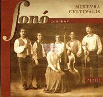 cd Fonó zenekar: Mixtura cultivalis