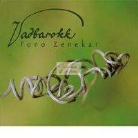 cd Fonó zenekar: Vadbarokk