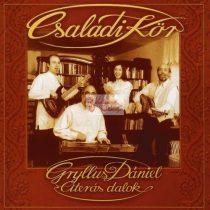cd Gryllus Dániel: Családi kör