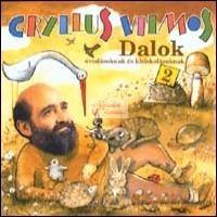 cd Gryllus Vilmos: Dalok 2