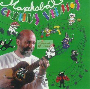 cd Gryllus Vilmos: Maszkabál